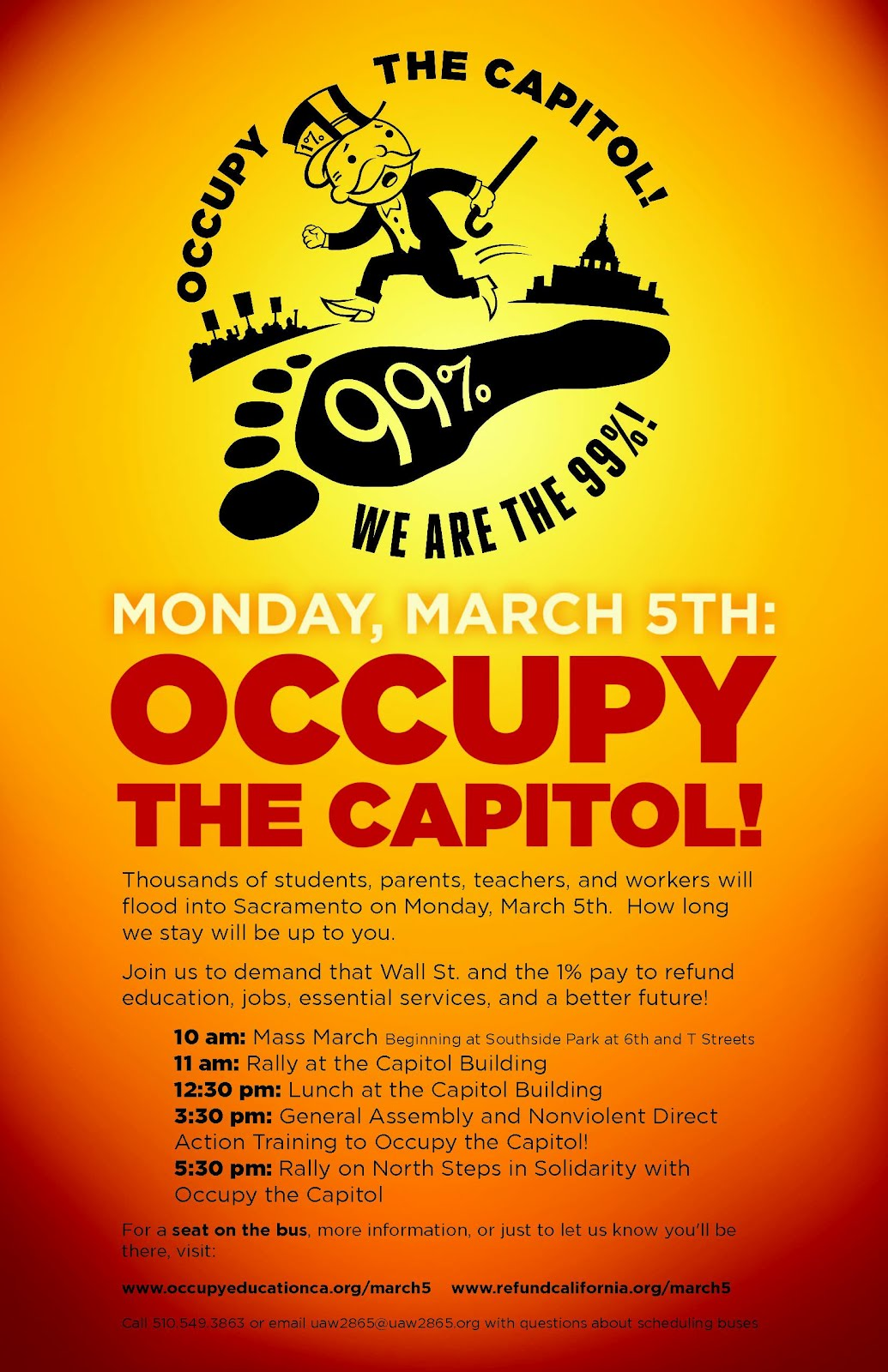 Posters for March 1-5 public education actions | UCDavis Bicycle ...